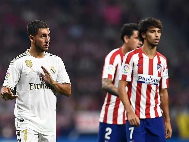 Trực tiếp bóng đá Atletico Madrid - Real Madrid: Phút bù giờ không đột biến (Hết giờ)