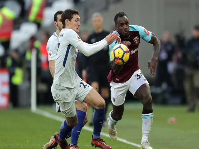 Nhận định bóng đá West Ham - Chelsea: Rực lửa derby London, cho MU e sợ