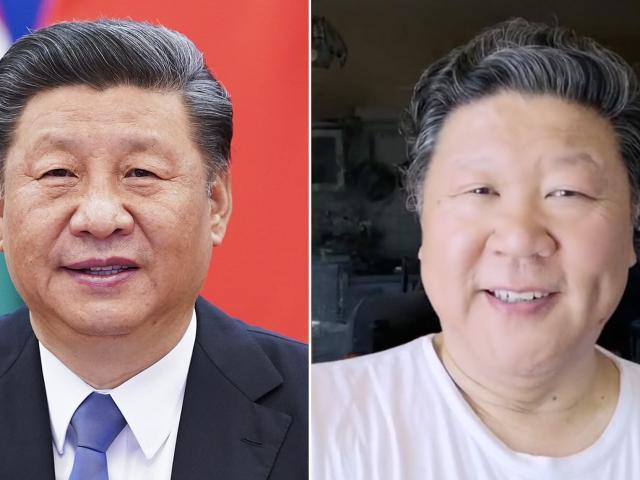 Ngoại hình giống ông Tập Cận Bình, người đàn ông khổ với mạng xã hội