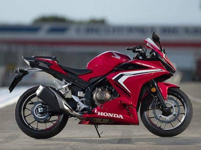 Những mẫu xe mô tô dưới 500 phân khối đang có mặt tại thị trường Việt