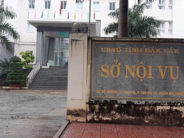 Bắt Thanh tra viên Sở Nội vụ Đắk Lắk về hành vi nhận hối lộ