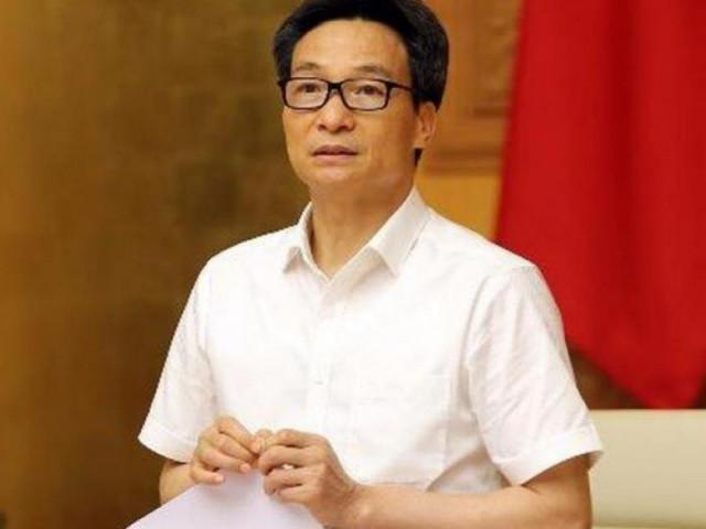 Phó Thủ tướng Vũ Đức Đam: Cuối năm sau vắc xin Covid-19 mới về Việt Nam