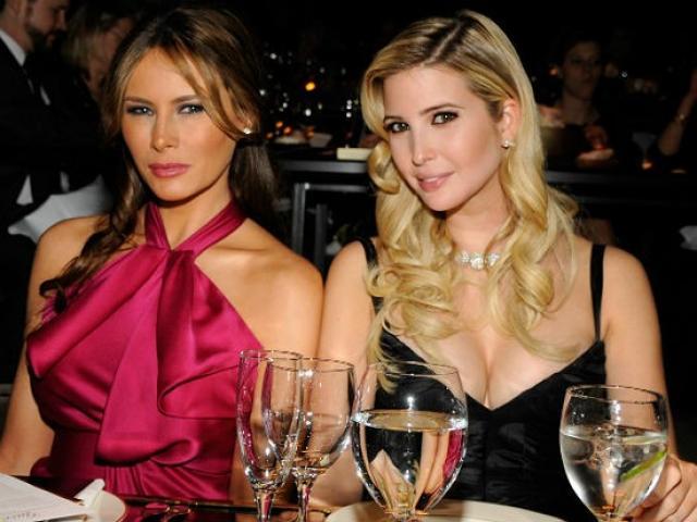 Ái nữ Ivanka xinh đẹp nhà ông Trump là con của người phụ nữ nào?