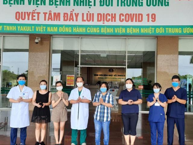 Thêm 4 bệnh nhân COVID-19 khỏi bệnh, Việt Nam chữa khỏi 340 ca