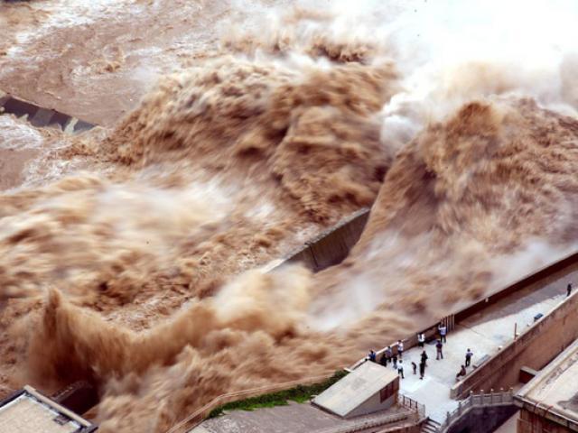 """TQ: Nước dồn về đập Tam Hiệp đã ngang với """"đại hồng thủy"""" từng khiến hơn 4.000 người chết"""