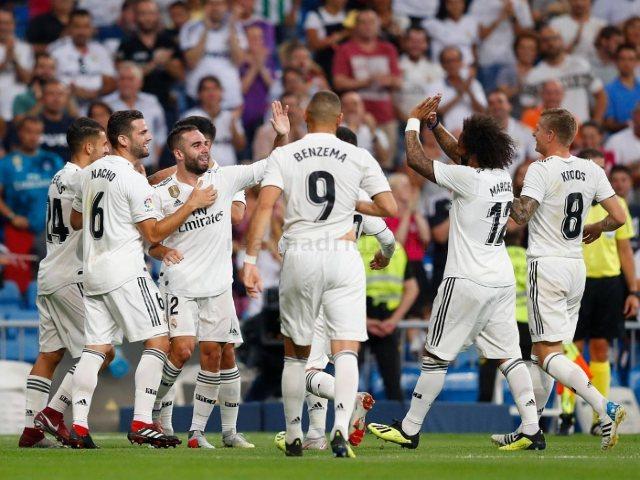 Nhận định bóng đá Real Madrid – Getafe: Cơ hội ngàn vàng, gieo sầu Barca