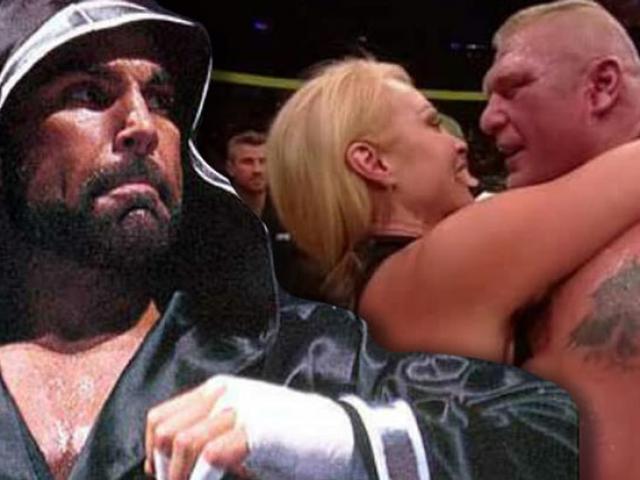 """Chấn động WWE: Nhà vô địch """"tòm tem"""" rồi cuỗm luôn vợ đồng nghiệp"""