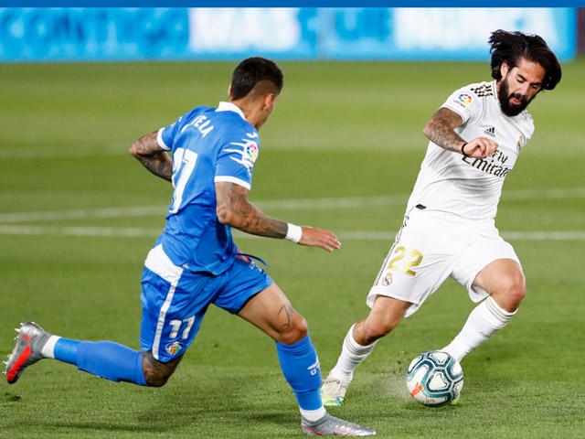 Video highlight trận Real Madrid - Getafe: Căng thẳng giằng co, phạt đền quyết định