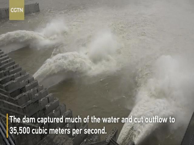 Lũ ở đập Tam Hiệp vượt ngưỡng từng khiến hơn 4.000 người chết, TQ ứng phó khẩn cấp