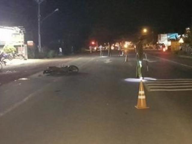 Say xỉn chạy xe gắn máy tông 2 mẹ con đi bộ, 3 người tử vong