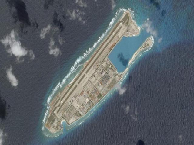 Cử tri bất bình hành vi ngang ngược của Trung Quốc ở Biển Đông