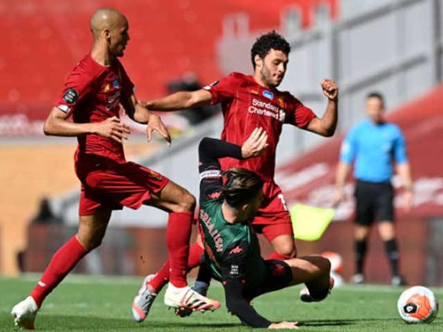 Video highlight trận Liverpool - Aston Villa: Tân vương nhọc nhằn, Salah bỏ phí (H1)