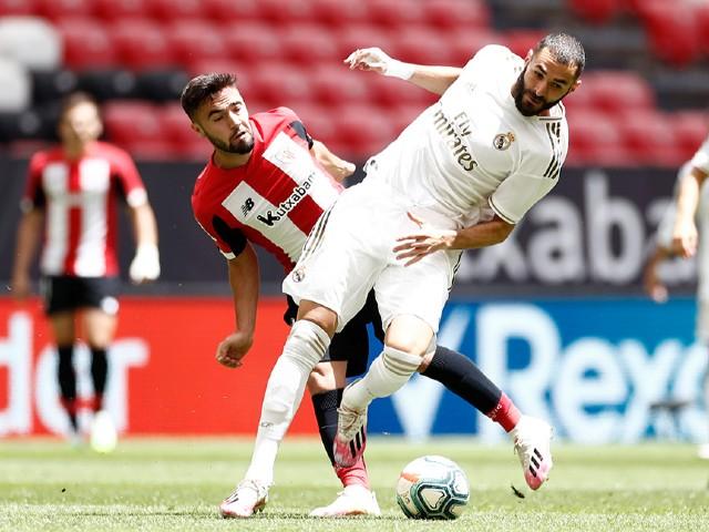 Video highlight trận Bilbao - Real Madrid: Kịch tính VAR, penalty kết liễu