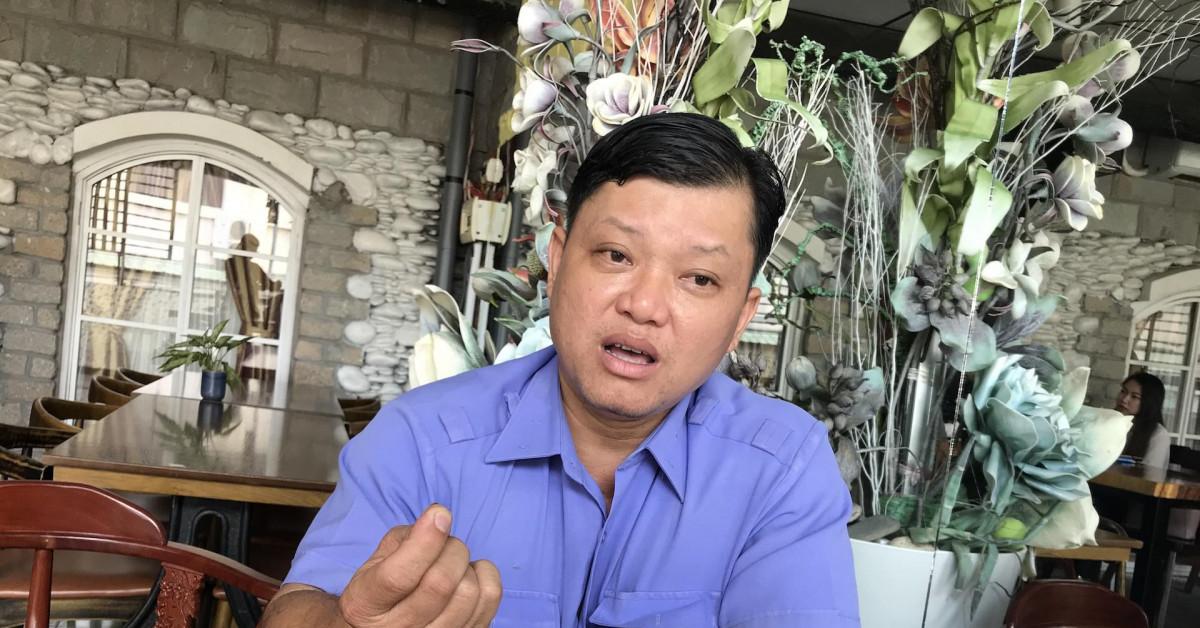 Vụ định nhảy lầu tự tử: Kiểm sát viên con ông Phan Quý nói gì?
