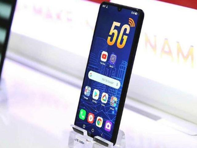 Vsmart Aris 5G - smartphone 5G đầu tiên của người Việt