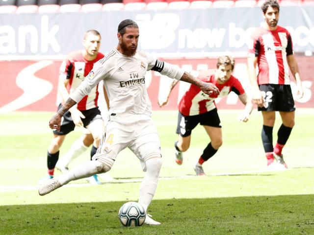 Ramos lại sút 11m lập kỷ lục, Zidane nói gì về cáo buộc Real được thiên vị?