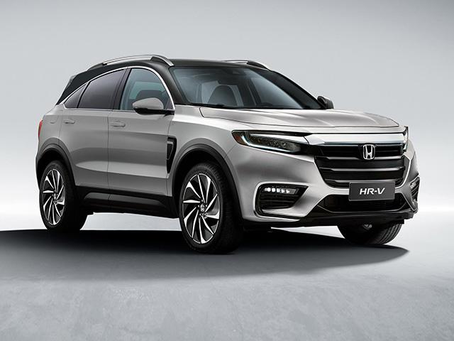 Xem trước Honda HR-V thế hệ mới, đối trọng của Hyundai Kona