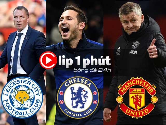 MU thắng cả 5 trận, chễm chệ top 4 Ngoại hạng Anh được không? (Clip 1 phút Bóng đá 24H)