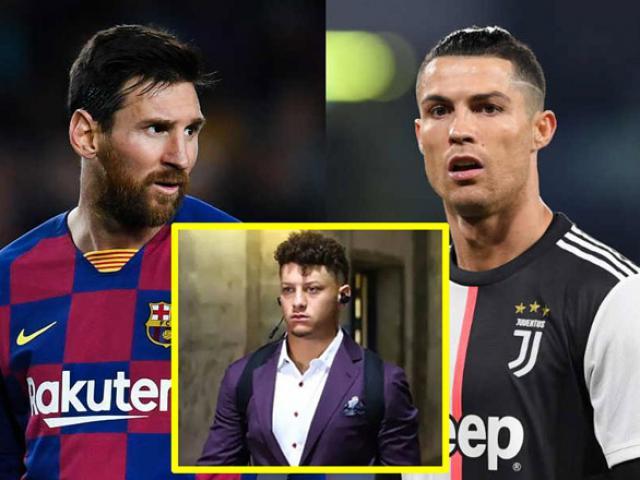 Sửng sốt cầu thủ 500 triệu USD, hợp đồng nhất hành tinh: Bỏ xa Ronaldo, Messi