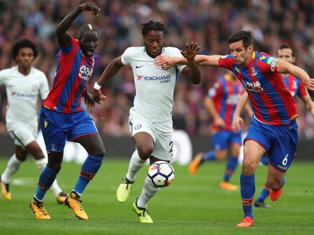 Trực tiếp bóng đá Crystal Palace - Chelsea: Pulisic yểm trợ Giroud