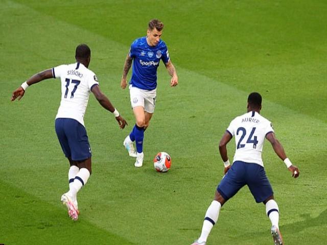 Video highlight trận Tottenham - Everton: Bi kịch phản lưới, bắn phá liên hồi