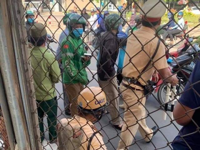 Tài xế ô tô khai lý do tăng ga, kéo lê CSGT hàng chục mét ở Hà Nội