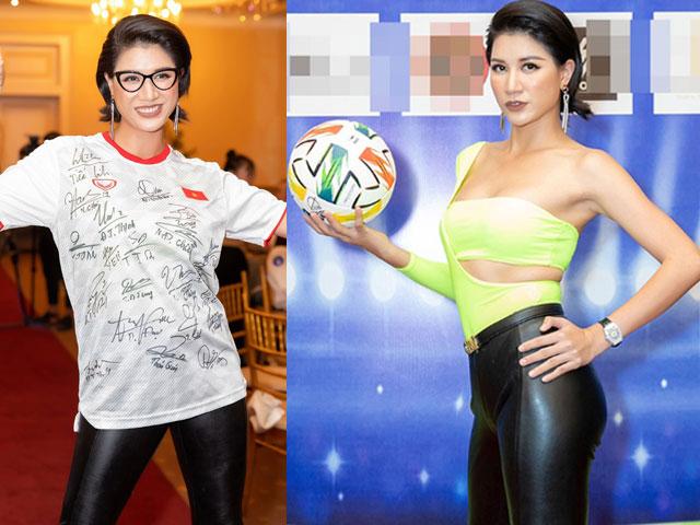 Trang Trần chi 50 triệu mua áo của cầu thủ U23 VN để tặng một người đặc biệt