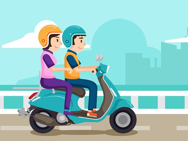 Dự thảo luật giao thông đường bộ sửa đổi: Bổ sung hành vi bị cấm với người lái xe máy