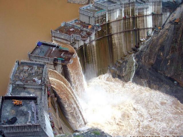 """Siêu đập thủy điện chặn dòng sông Nile: Nga và Mỹ bất ngờ """"can thiệp"""""""