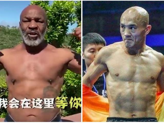 """Viễn cảnh Mike Tyson đấu """"Đệ nhất Thiếu Lâm"""": 20 triệu USD & cái kết buồn"""