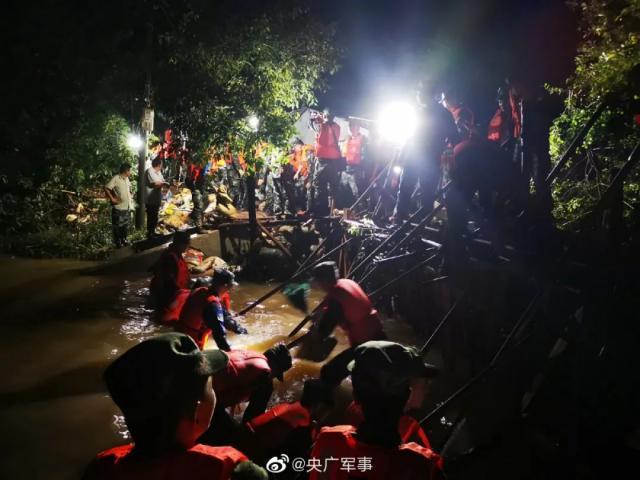 Tiết lộ nguyên nhân gây vỡ đê trên sông Dương Tử khiến 9.000 người tháo chạy gấp trong đêm