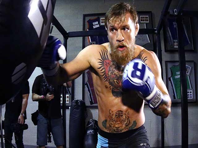 """""""Gã điên"""" McGregor chia tay UFC, mơ đấu Pacquiao kiếm 100 triệu USD"""