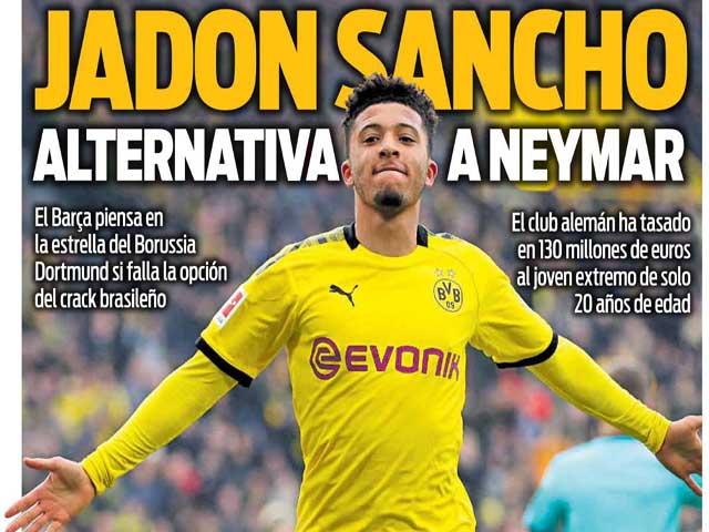 """""""Bom tấn"""" mùa hè: PSG ép giá, Barca gây sốc """"Neymar nước Anh"""" 100 triệu euro"""
