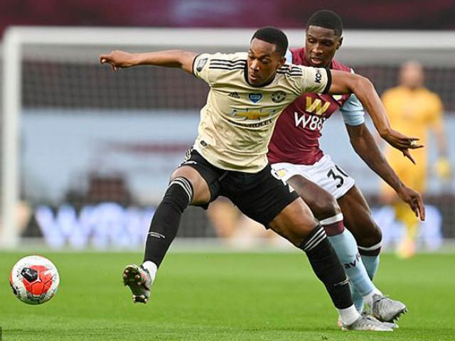 Video highlight trận Aston Villa - MU: Pogba - Fernandes bùng nổ, tưng bừng công phá