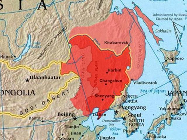 """Dân Trung Quốc """"đòi"""" chủ quyền thành phố Nga 160 năm tuổi"""