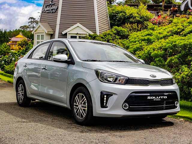 Bảng giá xe KIA Soluto tháng 7/2020, giảm giá mạnh chỉ còn 369 triệu đồng