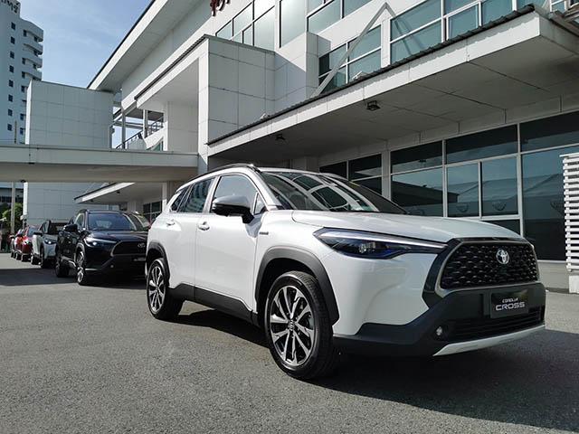 Đại lý nhận đặt cọc Toyota Corolla Cross 2021, giá dự kiến khoảng 900 triệu VND