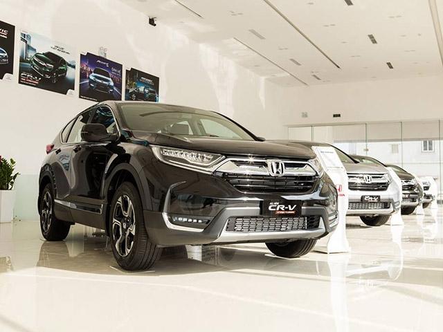 """Honda CR-V đời cũ bỗng dưng """"hot"""" trở lại vì tâm lý khách Việt chuộng xe nhập"""