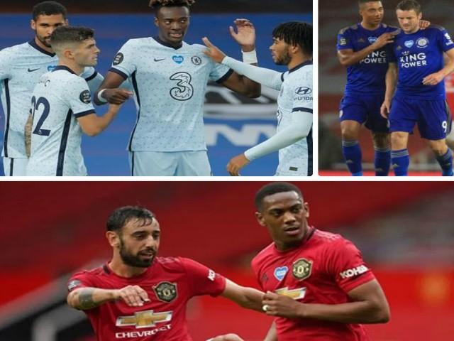 Kịch bản sốc MU - Chelsea - Leicester bằng điểm, định đoạt Top 4 ra sao?