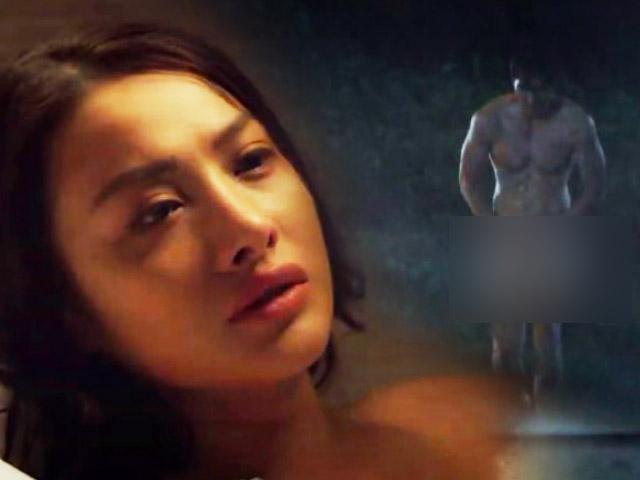 Phim 18+ gây sốc với cảnh diễn viên khỏa thân chạy dưới mưa