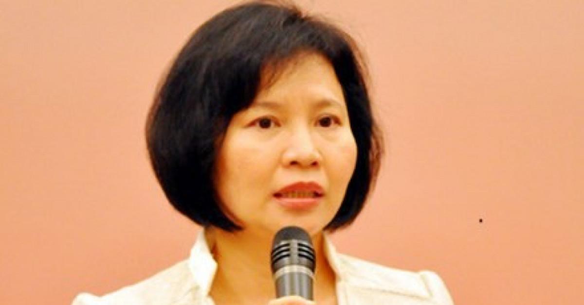 """Con đường thăng tiến của bà Hồ Thị Kim Thoa trước khi bị khởi tố vì bán rẻ """"đất vàng"""""""