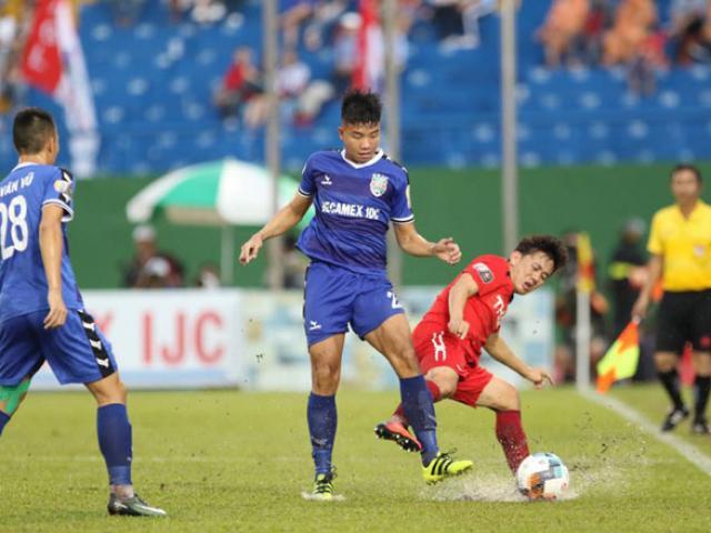 Trực tiếp bóng đá Bình Dương - HAGL: Tiến Linh đấu Văn Toàn, cơ hội lên đầu bảng