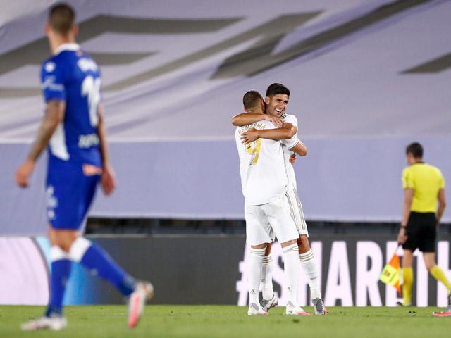 Trực tiếp bóng đá Real Madrid - Alaves: Nỗ lực tìm bàn gỡ
