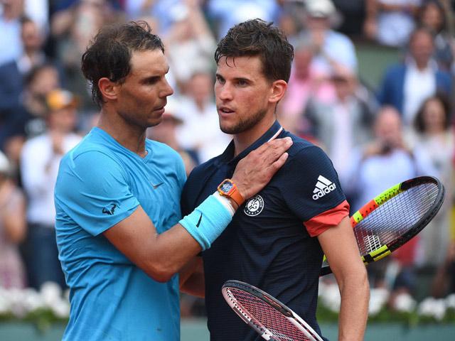 """Tay vợt nào đủ sức thay Nadal làm """"ông trùm"""" Roland Garros?"""