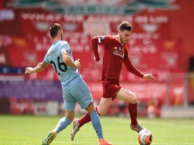 Trực tiếp bóng đá Liverpool - Burnley: Salah bỏ lỡ quả căng ngang (Hết giờ)