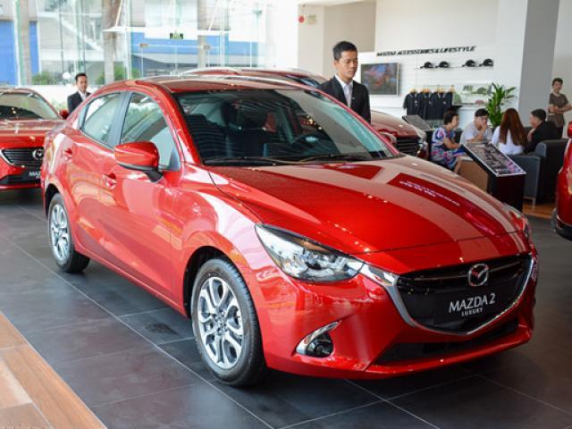 6 tháng đầu năm, doanh số ô tô Việt sụt giảm hơn 30%