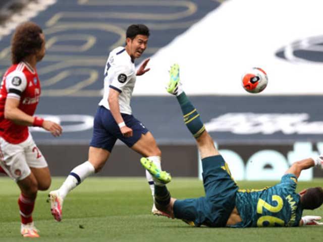 Video highlight trận Tottenham - Arsenal: Bước ngoặt phút 81 định đoạt derby