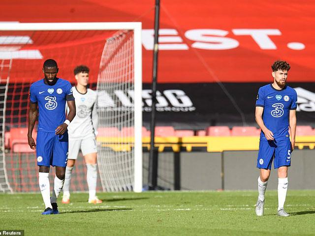 Cực nóng BXH Ngoại hạng Anh: Chelsea thua, MU khi nào vào top 3?