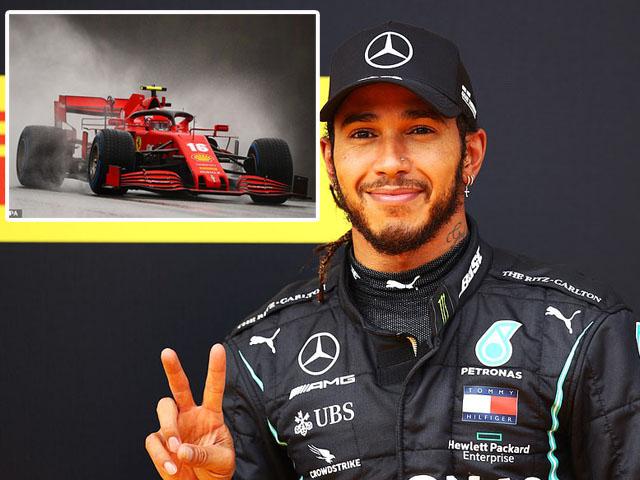 """Đua xe F1, Styrian GP: Quyền uy Hamilton, """"ác mộng"""" kinh hoàng Ferrari"""