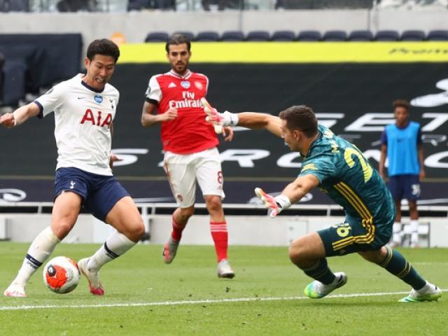 Son Heung Min tỏa sáng: Kỷ lục đáng nể, Tottenham sáng cửa dự cúp châu Âu